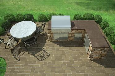 Parkview Signature Outdoor Kitchen